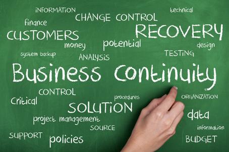 Business Continuity sulla lavagna